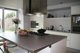 idee cuisine ilot idee cuisine ilot central cuisine avec lot central ides u with