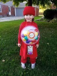 Gumball Costume Halloween Diy Gumball Machine Halloween Costume Kids