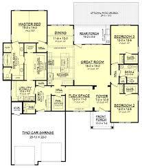 craftsman floor plan craftsman style house plan 3 beds 2 50 baths 2275 sq ft plan