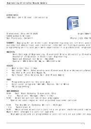 resume for internship sles civil engineering internship resume resume sle