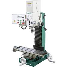 Bench Top Mill Heavy Duty Benchtop Mill Drill With Variable Speed Head Grizzly