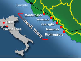Liguria Italy Map by Cinque Terre Italy Travel To Eat