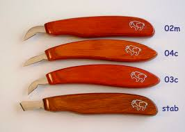 chip carving knives custom made by david j notto 33 00 each