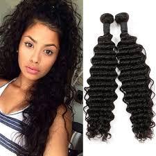 american n wavy hairstyles virgin hair sew in google wet and wavy 1b brazilian hair 4 pieces