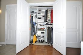 Front Door Storage by Hallway Closet Storage
