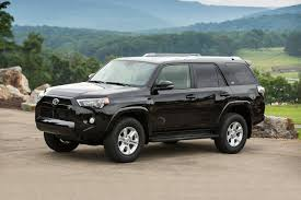 toyota suv review toyota suvs research pricing reviews edmunds