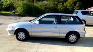 mitsubishi colt 1991 mitsubishi mirage swift 1990 1 5l auto youtube