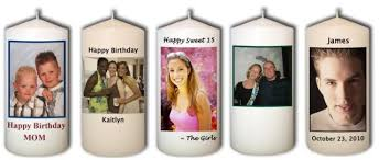 Personalized Birthday Candles Birthdaycandlecollage2 Jpg