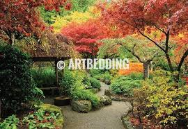 japanese garden wall mural collection 10 wallpapers