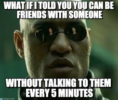 Meme What If I Told You - i need some privacy please what if i told you meme on memegen