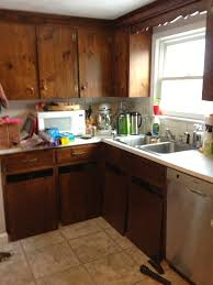 a colonial cottage the great kitchen cabinet renovation of 2014