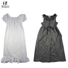 rolecos brand renaissance victorian medieval long dresses