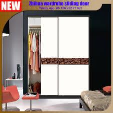 Sliding Wardrobes Doors Zhihua 2016 Latest Design Luxury Partition Wall Sliding Doors
