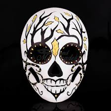 day of the dead masks day of the dead mask dia de los muertos masquerade mask