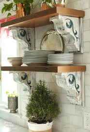 Wood Shelf Support Designs by Best 25 Brackets For Shelves Ideas On Pinterest Pipe Shelf