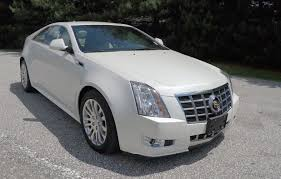 cadillac cts 4 wheel drive 2012 cadillac cts4 coupe white performance collection all