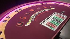 Black Jack Table by Blackjack Table
