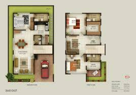 Home Design For 30x50 Plot Size by Download Duplex House Plans For 30 50 Site East Facing Adhome