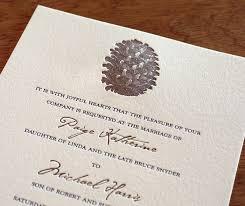 wedding program wording sles wedding invitation wording deceased parent how to word your