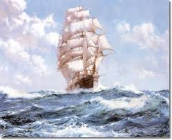 Nautical Painting 120 Best Sailing Ship Paintings Images On Pinterest Sailing
