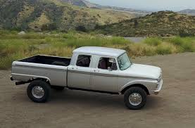 jeep icon concept icon transforms 1965 ford f 250 into an incredible daily driver
