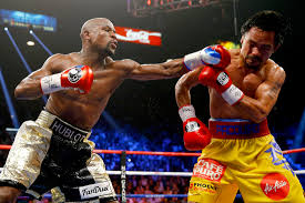 mayweather money stack suits against mayweather pacquiao and hbo over bum shoulder fight