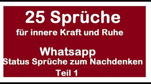 ruhe sprüche 25 whatsapp status sprüche zum nachdenken sowie für innere ruhe