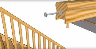 Banister Kit Fix A Handrail To A Newel Post Railfix Kit Stairbox Staircases