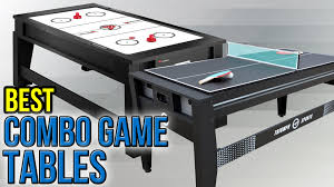 triumph sports 3 in 1 rotating game table 7 best combo game tables 2017 youtube
