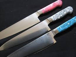 razor sharp kitchen knives just handmade custom knives listings view vg10 8 chef knife