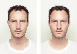 Different Meme Faces - photos what symmetrical faces really look like time