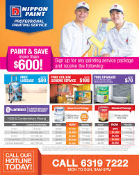 nippon paint and save more than 600 bq sg bargainqueen