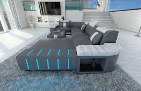 Big Sectional Sofas by Uncategorized Geräumiges Sofa U Form Modern Corner Sectional