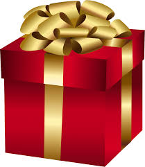 large gift bow gift box clipart transparent clipartxtras