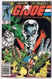 gi joe yearbook gi joe cover marvel number one gi joe yearbook 1985 comic