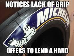 Michelin Memes - good guy michelin man weknowmemes generator