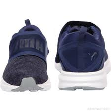 buy enzo enzo knit running shoes buy blue depths black color