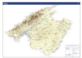 Map A Walking Route by Mallorca Maps U0026 Palma Street Maps Downloadable Printable Pdf