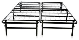 Foldable Twin Bed Structures Highrise Foldable Bed Frame 18