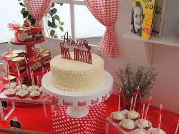 kitchen tea cake ideas retro and white bridal shower bridal shower ideas themes