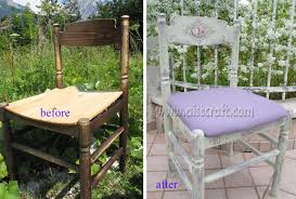 Shabby Chic Furnishings by How To Hand Paint Wooden Furniture Shabby Chic Chair Diy Youtube