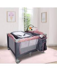 here u0027s a great deal on costway foldable baby crib playpen playard