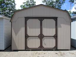 14x40 dutch style storage shed located at hazleton drums pa