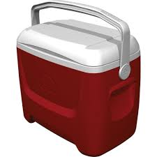igloo 28 quart island breeze cooler big portables from kmart