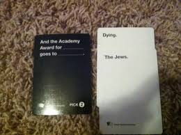 words against humanity cards cards against humanity against humanity nothing is mere