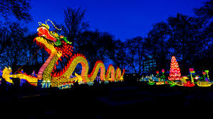 christmas light festival near me holiday magic festival of lights is coming to san antonio laprensa