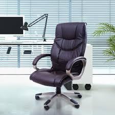 fauteuil de bureau luxe notre test de la chaise de bureau luxe manager de homcom