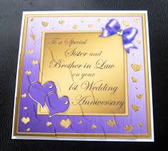 Wedding Gift For Sister Wedding Anniversary Gift For Sister In Law Lading For