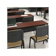 Marvel Office Furniture 36 W Pronto Training Table with Casters