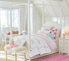 Girls Quilted Bedding by Rainbow Quilt Pottery Barn Kids
